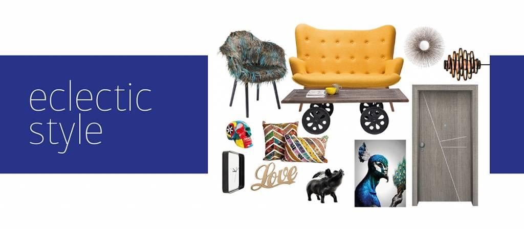 Στυλ Διακόσμησης – Eclectic style